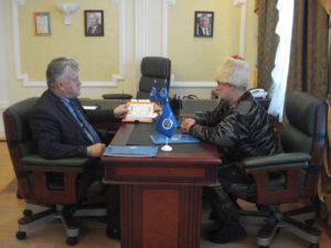 Тамбовское отделение Союза машиностроителей России и Отдельское казачье общество подписали соглашение о сотрудничестве