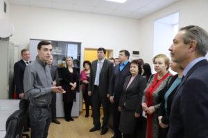 В ТГТУ появилась лаборатория от ведущего телекоммуникационного оператора в России