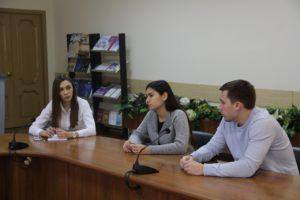 Молодежь Тамбовщины обсуждает предстоящие выборы