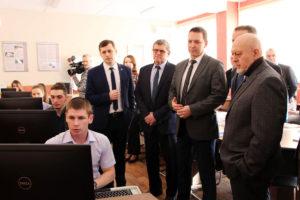 В Тамбовском государственном техническом университете состоялась торжественная церемония открытия Центра коллективного пользования «BIM-технологии»