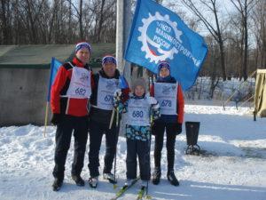 10 февраля 2018 года в «Парке «Дружба» города Тамбова состоялась традиционная массовая лыжная гонка «Лыжня России-2018»