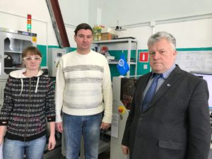 Представители СоюзМаша познакомились с производством современного оборудования компании «Миэлта Технологии»