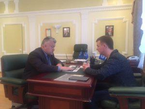 В Тамбовском отделении Союза машиностроителей обсудили работу Центра повышения квалификации при ТГТУ
