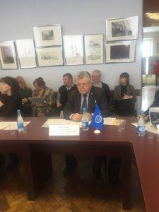 Организация профстажировок стала темой круглого стола, в котором участвовали представители Тамбовского отделения Союза машиностроителей