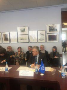 В ТГТУ прошёл Фестиваль, посвященный 155-летию со дня рождения В.И. Вернадского