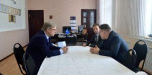 Завод «Моршанскхиммаш» развивает партнерские отношения с АО «Центр судоремонта «Звездочка»