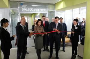 В Тамбове с участием представителей Союза машиностроителей России открыт деловой центр «Геометрия бизнеса»