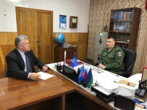 Войсковые части Тамбовского региона готовы предложить работу выпускникам технического университета