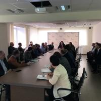 О развитии инновационных технологий говорили в деловом центре «Геометрия бизнеса»