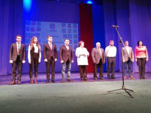 День работников местного самоуправления в Тамбовской области отметили с участием представителей регионального отделения Союза машиностроителей России