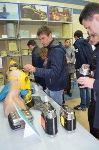 студенты Техникума отраслевых технологий посетили ОАО «Корпорация «Росхимзащита»