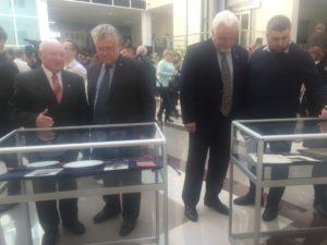 Представители Тамбовского отделения «СоюзМаш России» приняли участие в открытии выставки экспонатов дома Романовых