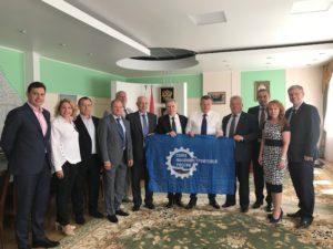 Глава администрации Тамбовской области провел встречу с генеральными директорами промышленных предприятий