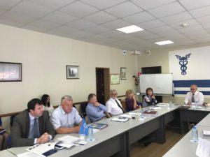 Руководитель Тамбовского регионального отделения «СоюзМаш России» принял участие в заседании Совета областной торгово-промышленной палаты