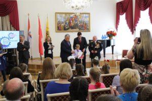 Тамбовское отделение «СоюзМаш России» подвело итоги конкурса детских рисунков