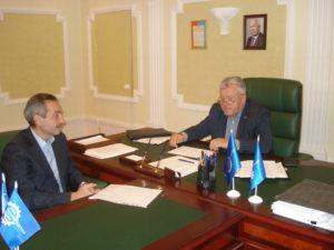 Тамбовское региональное отделение «СоюзМаш России» и ТГТУ продолжат совместную работу