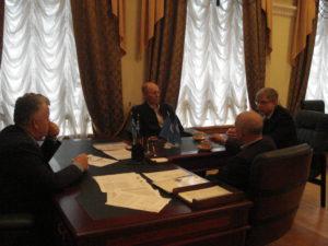 Вопросы молодежной политики обсуждались на совещании генеральных директоров