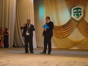С днем химика поздравил заводчан руководитель Тамбовского регионального отделения «СоюзМаш России»