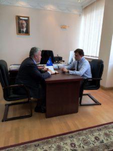Деятельность Тамбовского регионального отделения Союза машиностроителей России  отмечена на высоком уровне