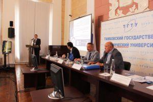 В ТГТУ обсудили вопросы применения цифровых технологий в архитектуре и строительстве