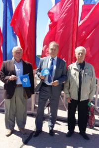 Авиационный праздник в Тамбове состоялся с участием представителей Союза машиностроителей России