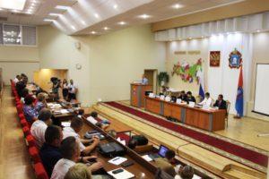 ТГТУ, управление ТЭК и ЖКХ Тамбовской области и «Студенты России» подписали соглашение о сотрудничестве