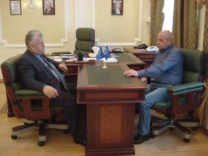 Тамбовское региональное отделение «СоюзМаш России» продолжит сотрудничество со станцией переливания крови