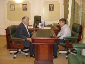 Тамбовское региональное отделение «СоюзМаш России» создает футбольную команду