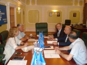 Председатель Союза машиностроителей России Сергей Чемезов приедет в Тамбов