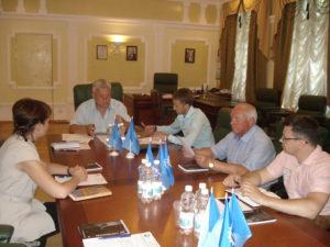 Заседание Регионального совета состоялось в Тамбовском региональном отделении Союза машиностроителей России