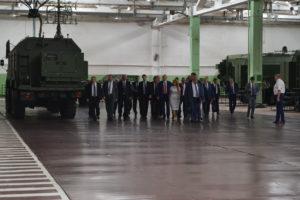 На базе своих оборонных предприятий в Тамбове Госкорпораци «Ростех» формирует научно-производственное объединение «Контур».