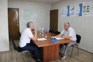 Состоялась встреча руководителей Тамбовского и Воронежского региональных отделений Союза машиностроителей России