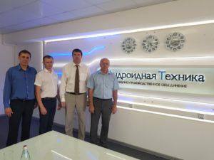Ученые ТГТУ обсудили завершение проекта с индустриальным партнером в Магнитогорске
