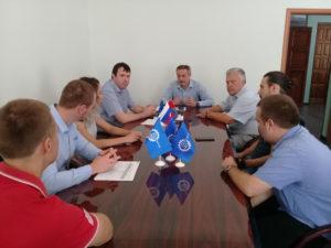 ТГТУ и «СоюзМаш» обсудили план участия делегации региона в форуме «Инженеры будущего» в следующем году