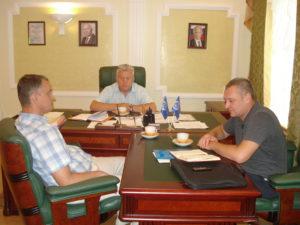 В Тамбовском региональном отделении Союза машиностроителей России обсудили систему обращения с бытовыми отходами