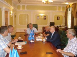 Организация участков переработки вторичного сырья обсуждалась на совете директоров в Тамбовском отделении «СоюзМаш России»