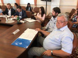 Руководитель Тамбовского отделения СоюзМаш принял участие в заседании трехсторонней комиссии