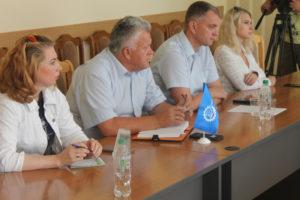 За круглым столом представители ОНФ и Тамбовского отделения Союза машиностроителей России обсудили уровень занятости населения и качество труда