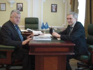 Председатель Тамбовского отделения «СоюзМаш» определил задачи на ближайшую перспективу