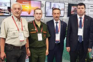 Представители Тамбовского государственного технического университета выступили спикерами на конференциях и круглых столах, прошедших в рамках форума «Армия-2018»