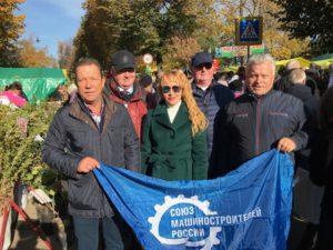 На набережной Тамбова торжественно открылась восьмая международная Покровская ярмарка