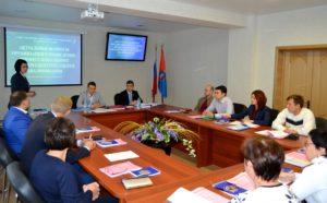 Тамбовский завод «Октябрь» посетили представители Совета по профессиональным квалификациям в машиностроении