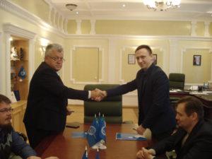 Тамбовское региональное отделение Союза машиностроителей России и Детский технопарк «Кванториум -Тамбов» подписали соглашение о сотрудничестве