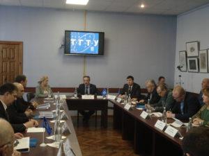В Тамбовском государственном техническом университете начала свою работу первая Международная научно-практическая конференция «Цифровизация агропромышленного комплекса»