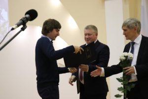 В День машиностроителя России наградили лучших представителей отрасли в Тамбове
