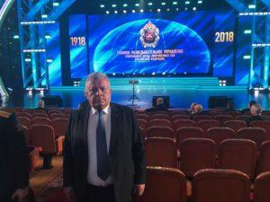 Первый заместитель Председателя Тамбовского регионального отделения «СоюзМаш России» принял участие в праздновании 100-летия ГРУ