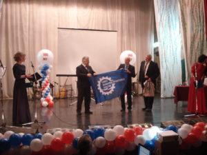 Руководитель Тамбовского регионального отделения «СоюзМаш России» поздравил с юбилеем коллектив Тамбовского ЦСМ