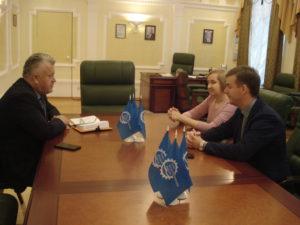 Тамбовское региональное отделение «СоюзМаш» совместно с ОНФ оказывает содействие профориентации учащихся