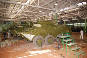 Тамбовские предприятия оборонного комплекса концерна «Созвездие» наращивают объемы производства