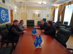 В Тамбовском региональном отделении ООО «СоюзМаш России» обсудили участие в форуме «Инженеры будущего» и создание высокотехнологичного производства